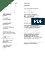 Poezii Romana