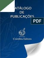 Catalogo - Coimbra Editora
