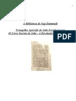 Evangelhos Apócrifos de João (versão longa) ate esta impresso