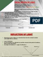 (1) Optical Prpperties of Light