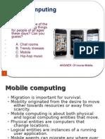 presentation on mobile computing