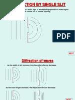 (2) Diffraction