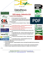14th April,2014 Daily Global Rice E-Newsletter by Riceplus Magazine