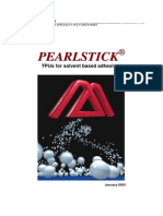 Pearlstick Solvent