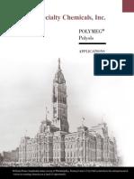 QO Polyols Applications Brochure