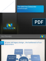 Nutanix New Technology Storage