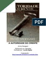 A Autoridade Do Crente - Jimmy Swaggart