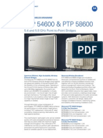 PTP 600 Motorola