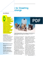 Diafiltration for Desalting or Buffer Exchange