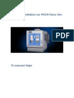 Rapport CNC