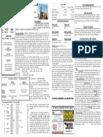 4/13/14 Bulletin