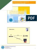 Tema 3 - El Software Del Servidor