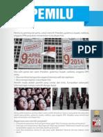 Poster CEPP - Pemilu
