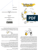 Wiki Cheat Sheet for Printing