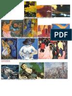 S XX Pintura y Escultura 2