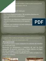 Condições e Meio Ambiente de Trabalho na Indústria da Construção Civil1.pptx