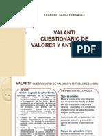 DIAPOSITIVAS VALANTI