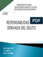 Salazar David _resposabilidad Civil Derivada Del Delito