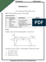 AE - II Model Journal - Copy