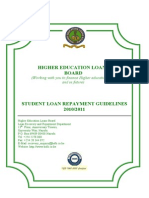 Student Guide Loan Repayment