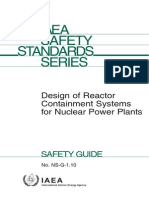 Containment Design Safety Guide NS-G-1.10