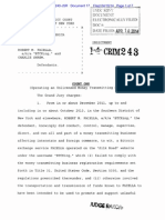 USA v Robert M. Faiella and Charlie Shrem - Indictment