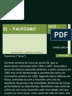 2-Fauvismo