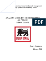 Proiect Mega Image