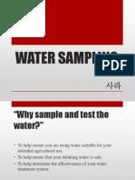 WATER SAMPLING.pptx
