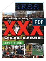 The Stony Brook Press - Volume 30, Issue 1
