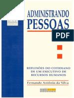 Fernando Antonio Da Silva - Administrando Pessoas