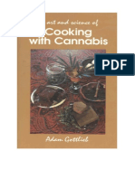 Art and Science of Cooking With Cannabis