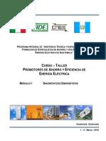 001 Módulo I (Diagnósticos Energéticos)
