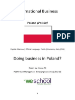 International Business - Poland