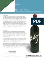 Case Caliza Wine Packaging