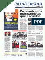 Gcpress Lun 14 Abr 2014 Portadas Medios Nacionales
