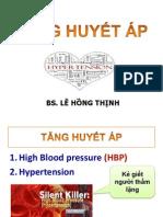 Dr Thinh - TĂNG HUYẾT ÁP & XVĐM