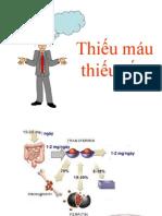Dr Thinh - Thiếu máu thiếu sắt