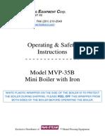 MVP-35B Manual (2012)