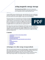 Superconducting Magnetic Energy Storage