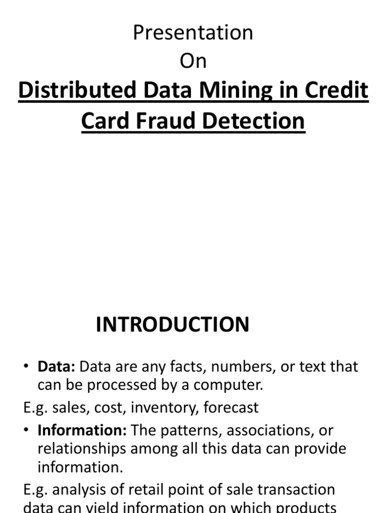 Distributed data mining in credit card fraud detection data distributed data mining in credit card fraud detection data mining predictive analytics reheart Gallery