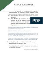 Derecho Sucesiones_apuntes Personales