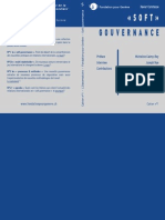 1 - Soft Governance