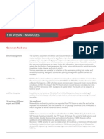 Module PTVVissim