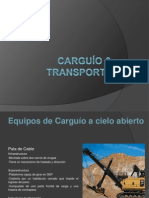 Carguío & Transporte