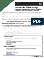 Goldwater Instruction Sheet 2009
