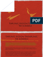 Taking Design to School