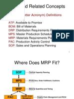MRP Planning
