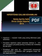 Hipertensi Dalam Kehamilan, Nelda As