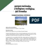 Los Parques Nacionales RO